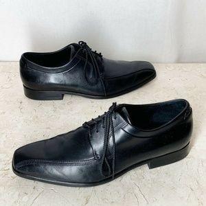 Calvin Klein Osborne Mens Dress Shoes 7.5 M Black